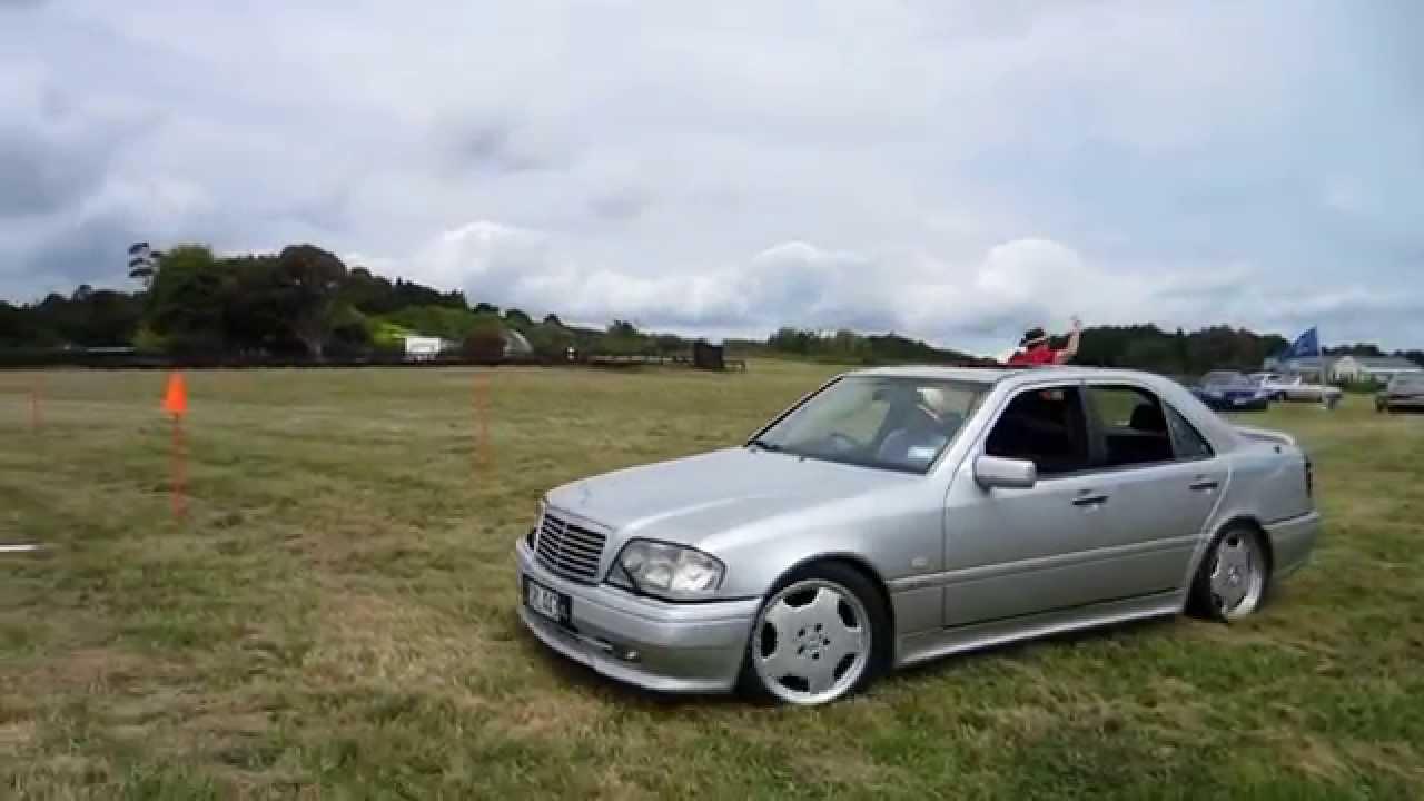 Mercedes Benz W202 C280 Amg 1994 Mbenz Car Club Youtube