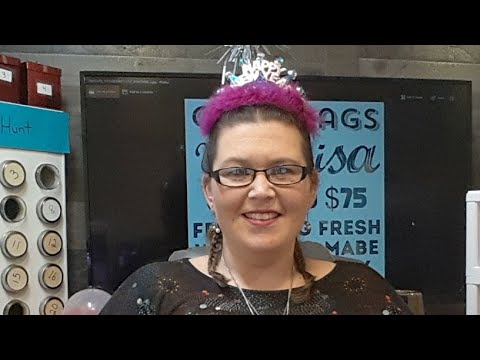 New Yeard Party Of Pearls Video 2
