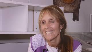 María José: una cangura que ofrece nutrición afectiva a bebés de otras mamás - PARTE 2
