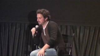 TONY MANERO @ New York Film Festival Q&A 2 of 2