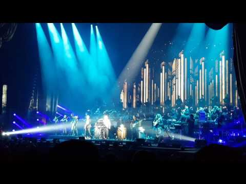 Hans Zimmer Live 2017: Interstellar @ Radio City Music Hall, New York City