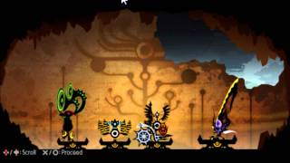 Patapon 3:  Where to find good weapons and New Song - Step Back (ChakaPata)!