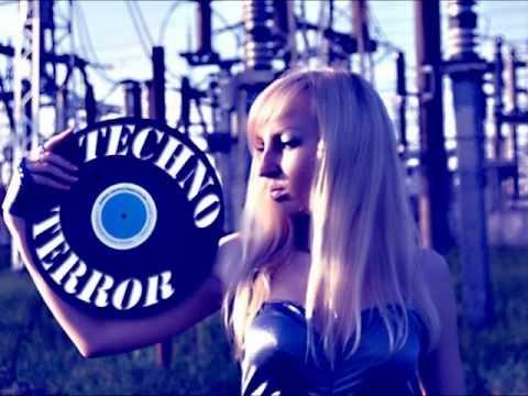 Dj Marina Smirnoffa - Techno Terror