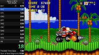 Sonic 2 2013 Tails Speedrun in 17:09 [Current World Record]