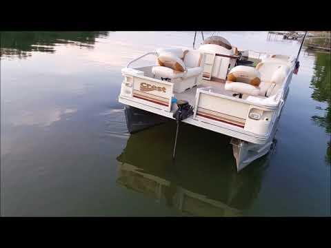 Pontoon Boat Trolling Motor (Minn Kota Co-Pilot)