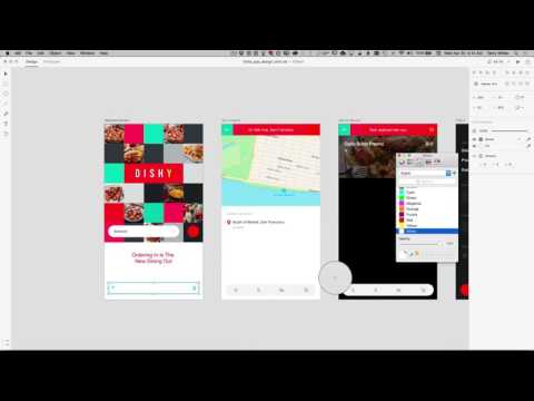 How to Use Adobe Experience Design CC