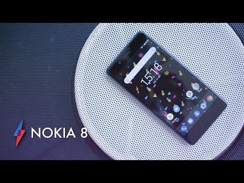 First look at the Nokia 8 | Trusted Reviews