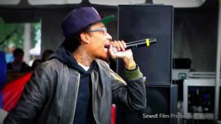 Wiz Khalifa - Car Service - 1080p Live Fish eye Mp3