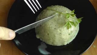ХОЛОДЕЦ из картофеля. Вкусно, просто, диетически. Рецепт для ленивых.