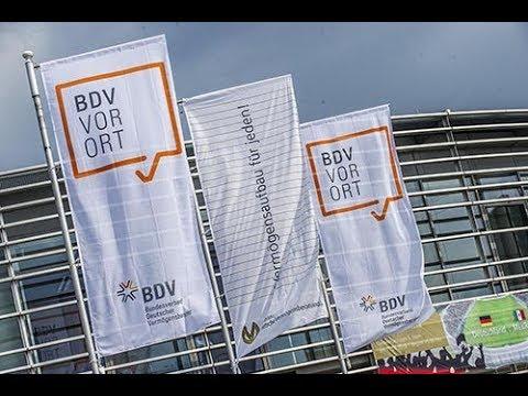 BDV vor Ort - Im Wandel von Geldanlagen und Finanzprodukten