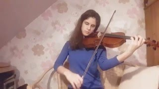 Mary Did You Know?- violin cover