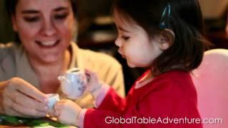 Ava Eats Egypt  (global Table Adventure)