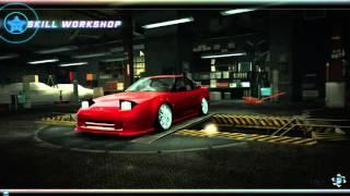 Need for Speed World: Offline Beta 1.8 Gameplay