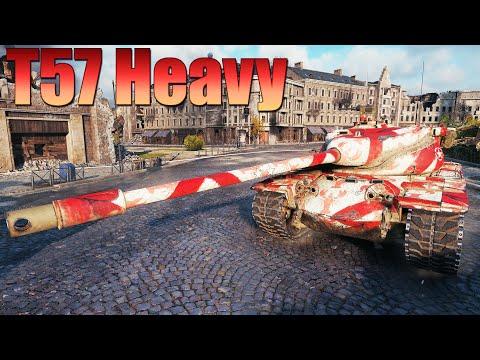 T57 Heavy, БЕРЁТ ТРЕТЬЮ ОТМЕТКУ НА РУИНБЕРГЕ