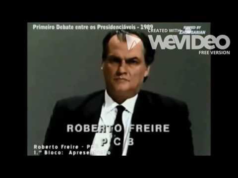 Quem é Roberto Freire?