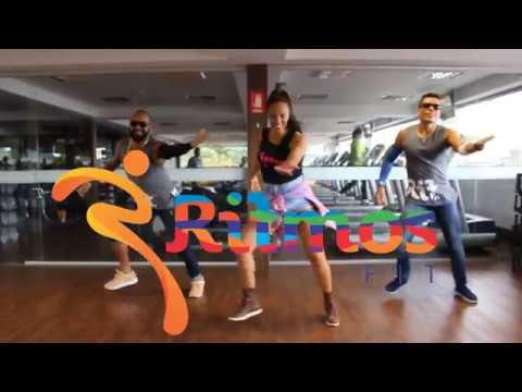 Mc GW - Ritmo Mexicano - Ritmos Fit