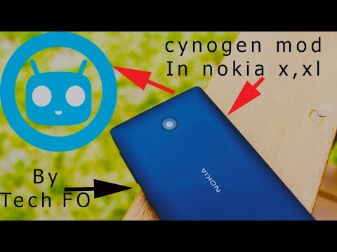 How To Install Android 5.1.1 CM10 Rom On Nokia X, XL, X2 And Nokia X+
