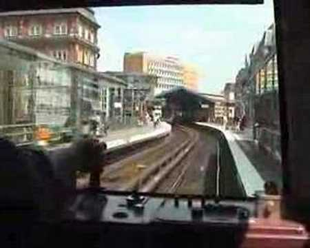 Hamburg U Bahn