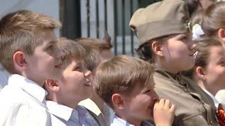 День Победы. (2015.05.07. 1-я гимназия. 4-а класс)