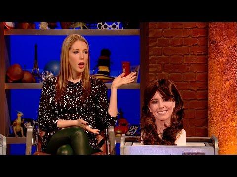 Katherine Ryan on Cheryl FernandezVersini  Room 101: Series 4 Episode 3 P  BBC One