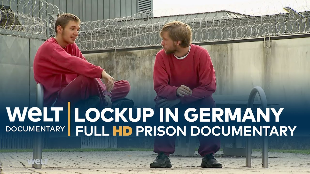Lockup in Germany - A Town Behind Bars | Full Prison Documentary