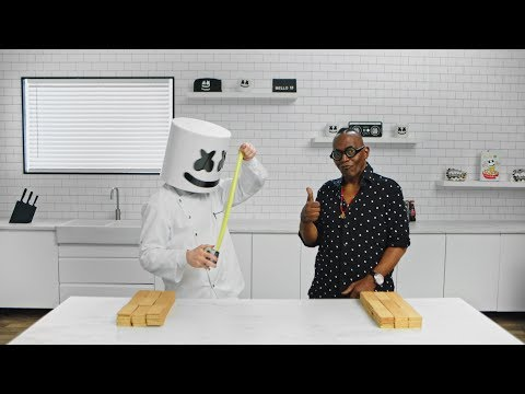 Cover Lagu Building The Electric Puff Carnival Main Stage with Randy Jackson | Cooking with Marshmello stafamp3