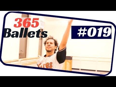 ballet 019 baseball dance- ballet 365- nyc ballet dancers.