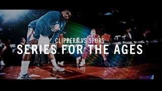 SERIES FOR THE AGES - Clippers vs Spurs (2015)