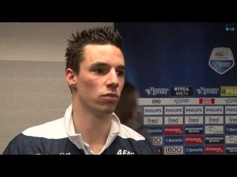 AZ-aanvoerder Nick Viergever vond de nederlaag bij PSV onnodig