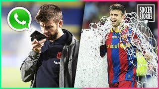 5 times Gerard Piqué showed he was completely crazy | Oh My Goal