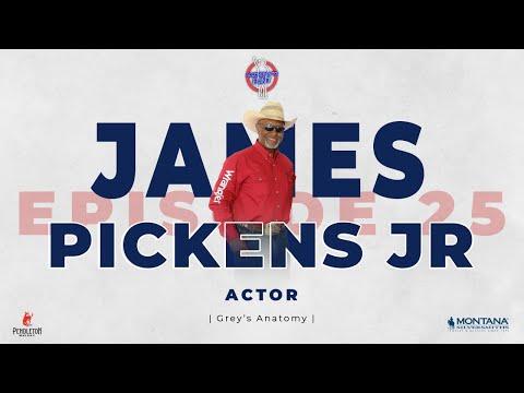 Episode 25 - James Pickens Jr.