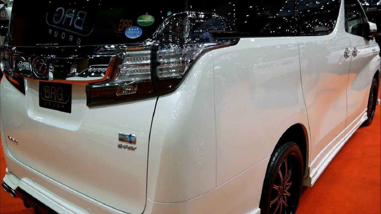 Harga All New Alphard Executive Lounge Ram Radiator Grand Avanza Toyota Vellfire 2018 Interior