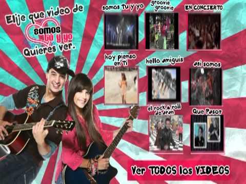 Somos Tu Y Yo - Videos!