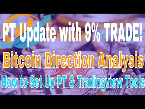 Profit Trailer Update | Bitcoin Bulls Back? | How did I get that chart thing like that?