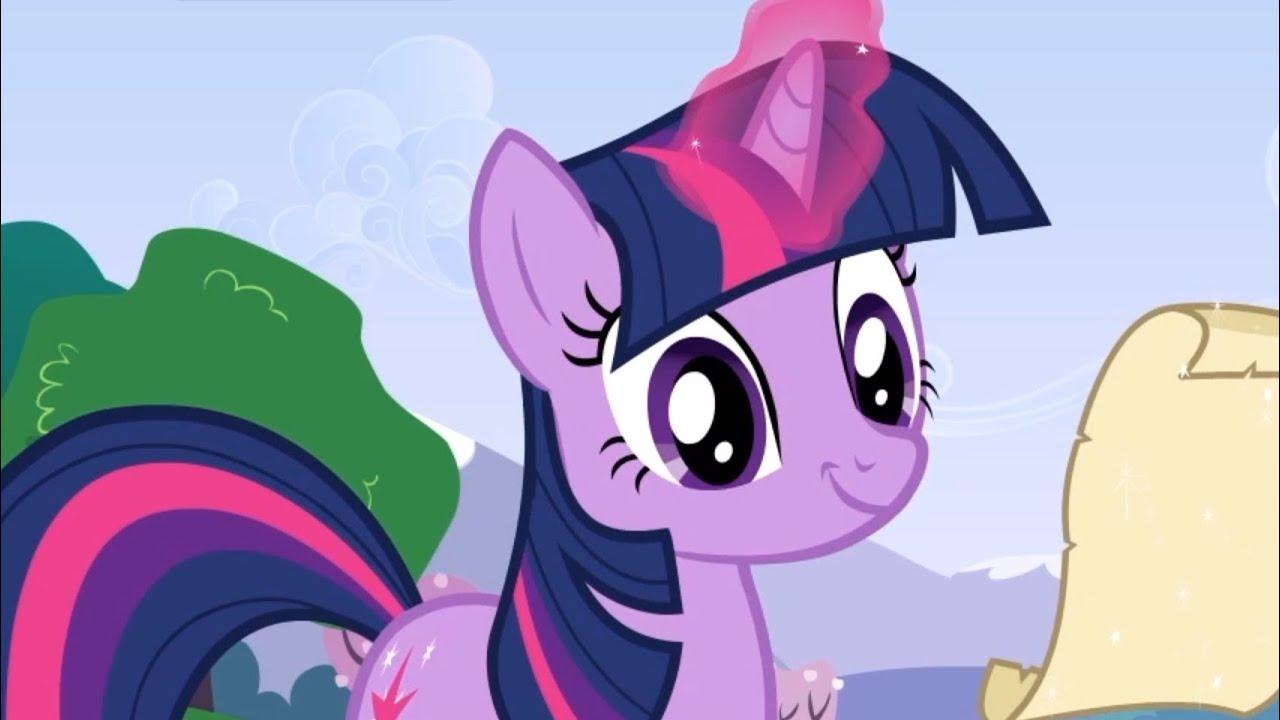 my little pony a