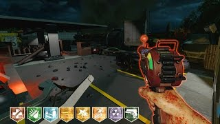 ZOMBIE ROAD TRIP - CRAZY GAS STATION ZOMBIES MOD! (Black Ops 3 Custom Zombies Maps)