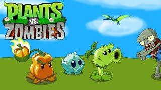 plants vs zombies pvz jurassic marsh part 1animation thumbnail