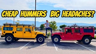 homepage tile video photo for The Hummer H1 is a very DUMB truck that Americans LOVE (and for a good reason)