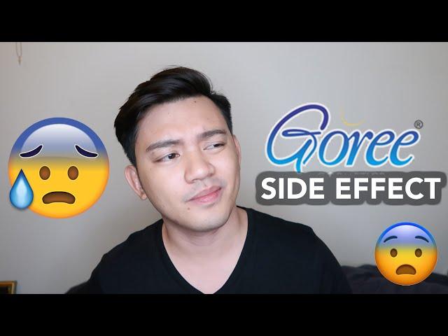 Side Effect Goree Whitening Cream and Day and Night Cream Update | Lance Alipio | Review