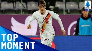 Zaniolo adds a fourth in the 88th minute! |  Fiorentina 1-4 Roma | Top Moment | Serie A TIM