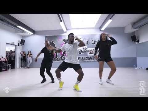 Debordo Leekunfa - Robot Macador / Choreography by BRISSY AKEZIZI