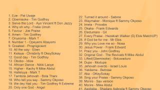 Nigerian Gospel Nonstop Mix 2015