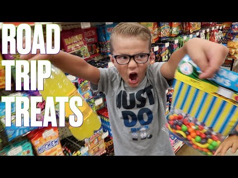 ROAD TRIP SNACK HACKS | OPTIMIZING GAS STATION BATHROOM BREAKS FOR MAXIMUM SNACK POTENTIAL Mp3