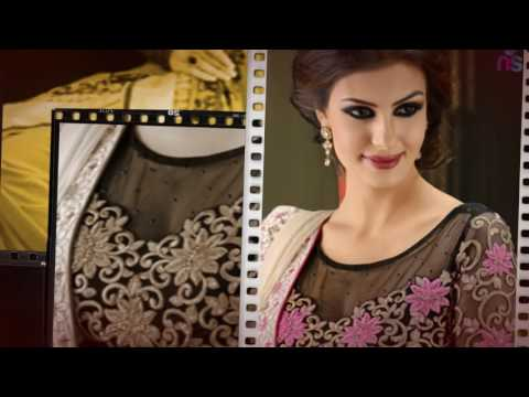 Buy Online Designer Party Wear Saree Shopping India