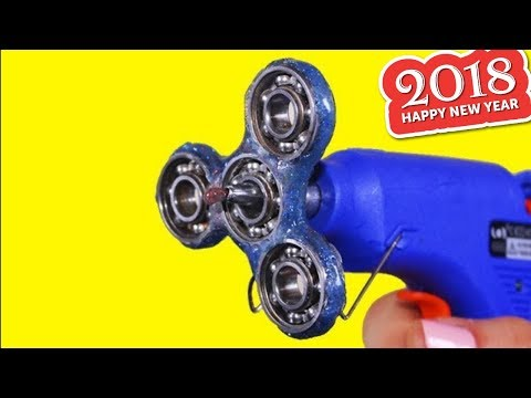 ULTIMATE DIY HAND SPINNER FIDGET TOYS COMPILATION FROM NEWMAN DIY