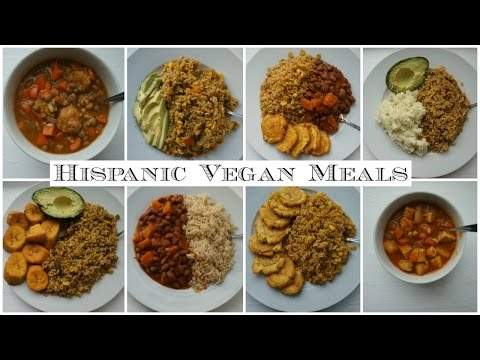 Puerto Rican Vegan Week