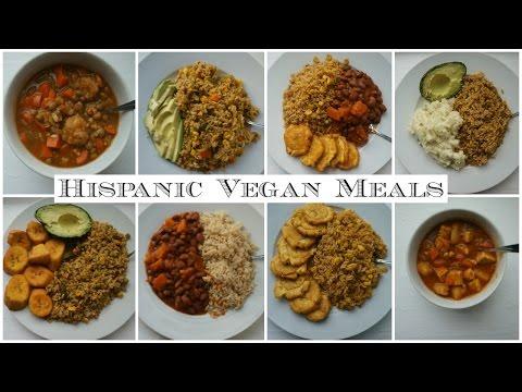 8 Puerto Rican Vegan Meals
