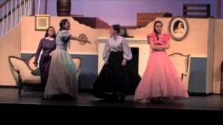 Langley High School Little Women - I'd Be Delighted Vivian Vaeth