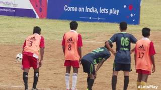 RFYS: Chennai College Boys - Jeppiar Engg College vs JHA Agarsen College Highlights