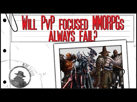 Will PvP Focused MMORPGs Always Fail?